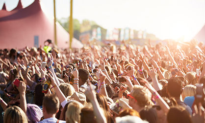 Love concerts? Keep your ears safe!