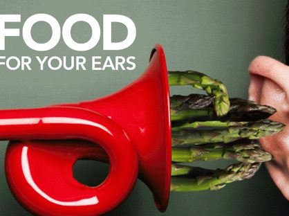 Food for Your Ears