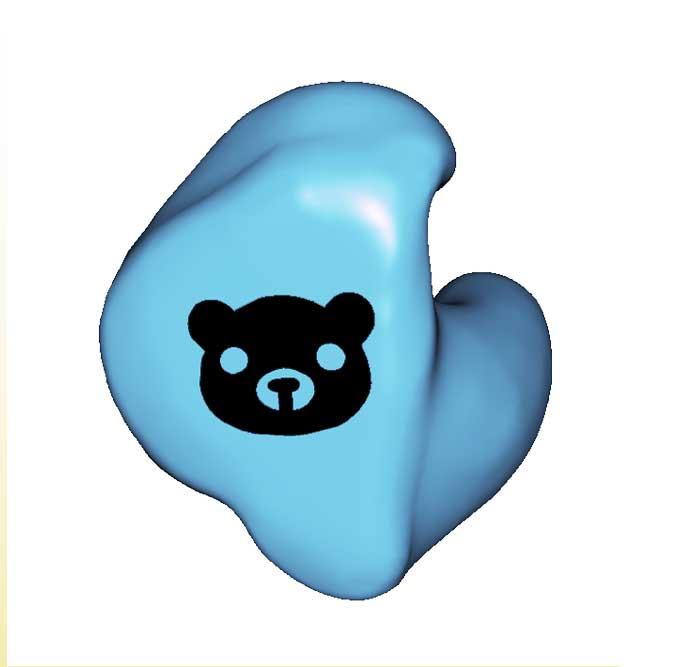 A1-BEAR FACE