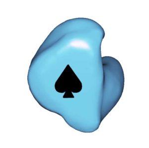 FS127. Ace of Spades