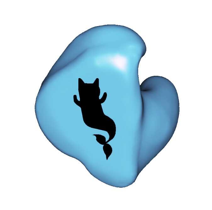 A1. Mermaid Cat