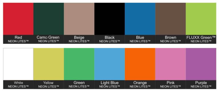 Microsonic LifePlugs Color Selection